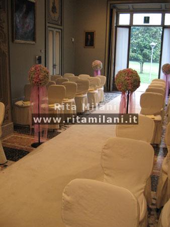 La sala del comune matrimonio milano fiori matrimonio milano addobbi matrimoni - Addobbi sala matrimonio ...